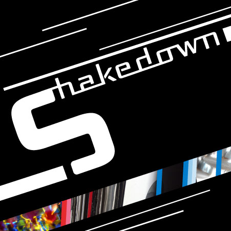 Space Rockerz: Shake Down - Progressive Dance Music Podcast